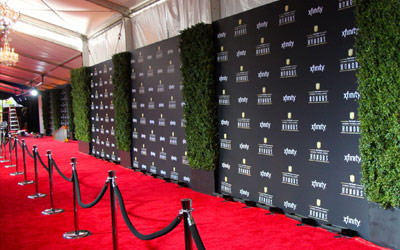 Step & Repeat Banners
